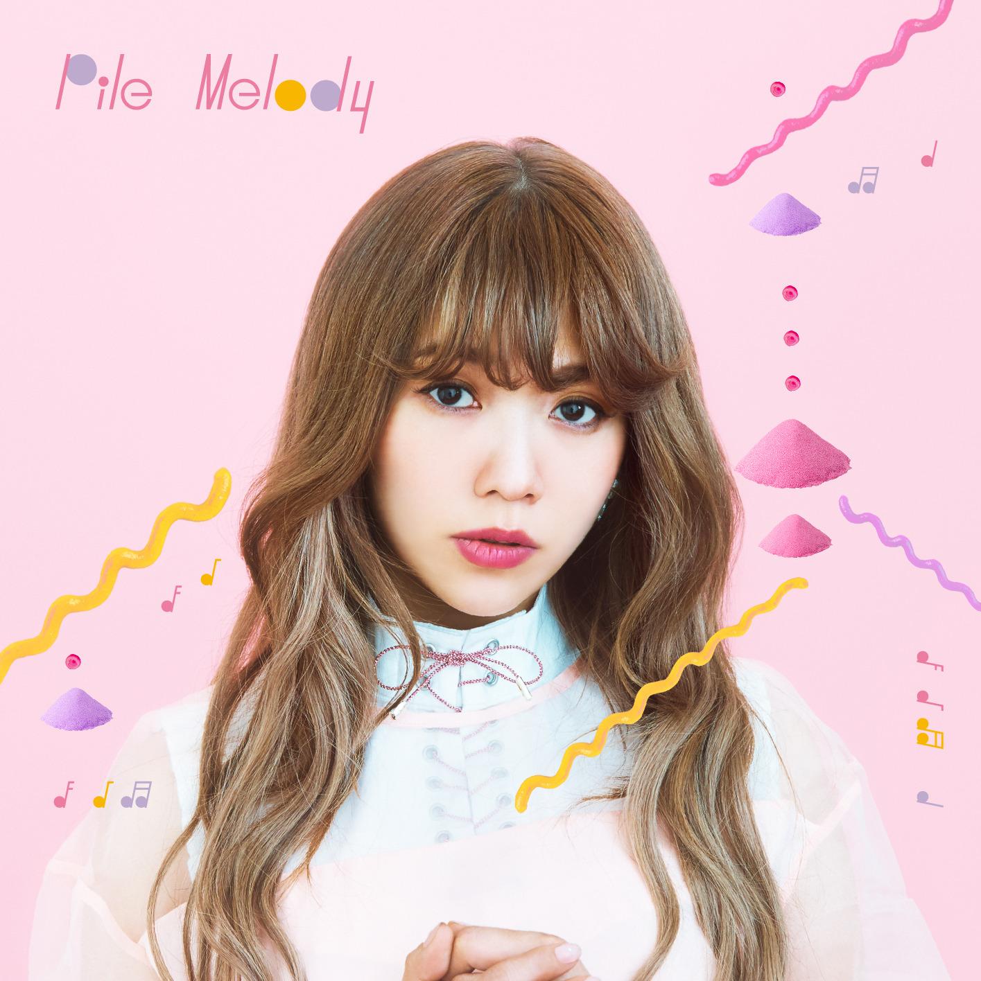 【直筆サイン入りアナザージャケット付き】4thシングル「Melody」通常版