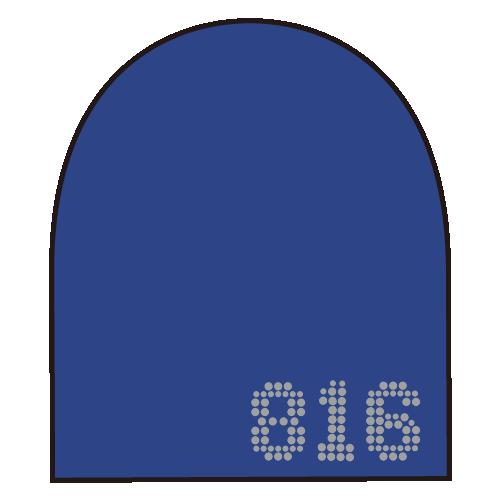 【後日発送】816スワロフスキーニットワッチ