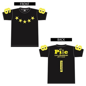 Pile武道館限定デザインTシャツ