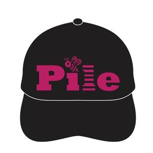 Pile NEWデザイン メッシュキャップ(PINK)