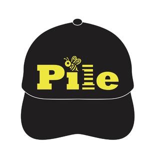Pile NEWデザイン メッシュキャップ(YELLOW)