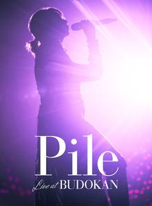 Pile Live at Budokan[初回限定盤] Blu-ray(2disc)+写真集 スリーブケース仕様