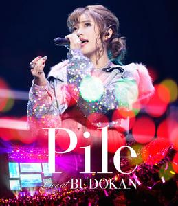 Pile Live at Budokan[通常盤] Blu-ray