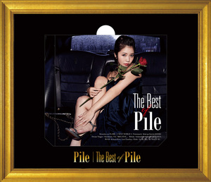 The Best of Pile [初回限定盤B] CD+GOODS(特殊ケース仕様)